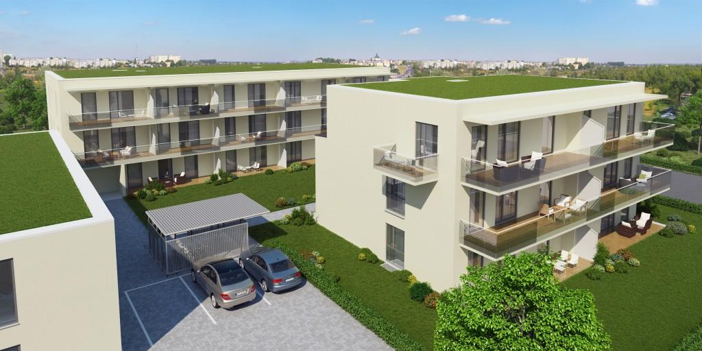 NEUBAU-Eigentumswohnungen in Landsberg