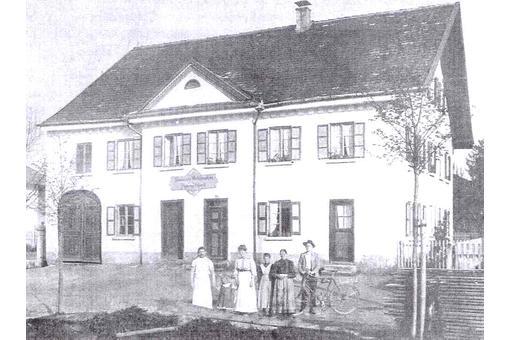 Wohn- und Geschäftshaus in Bestlage des Ortszentrums von Peiting