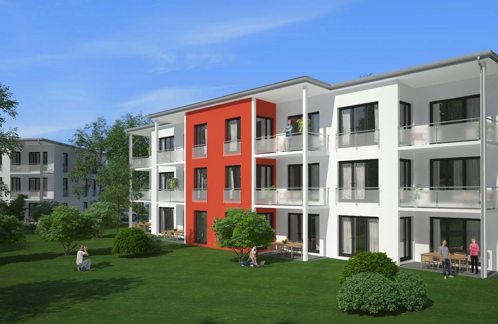 NEUBAU-Eigentumswohnungen in Schongau